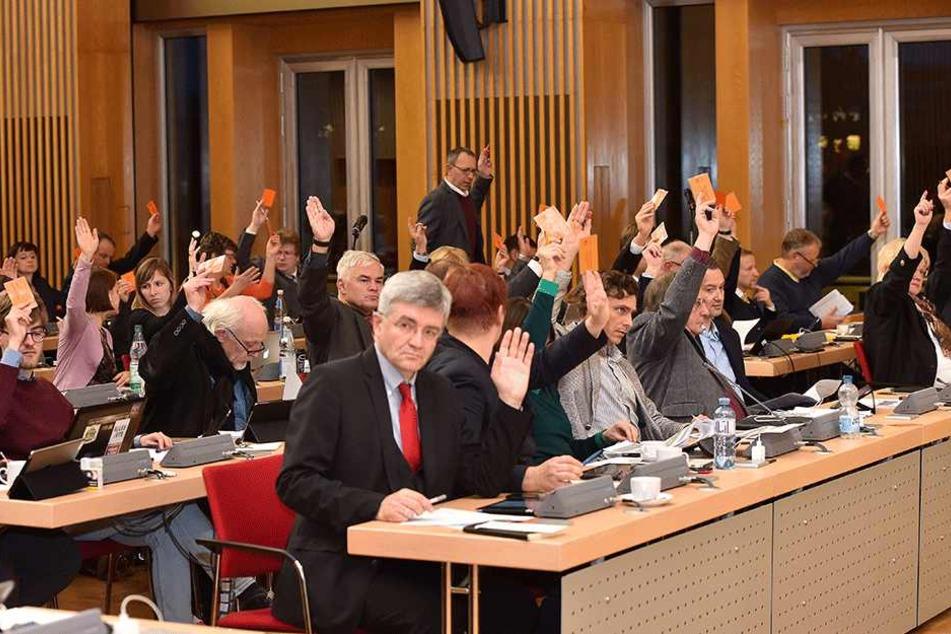 Im Stadtrat soll am Donnerstag der neue Haushalt verabschiedet werden.