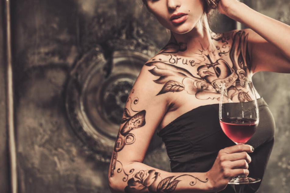 Zwei Gläser Wein am Tag sollen das Leben verlängern.
