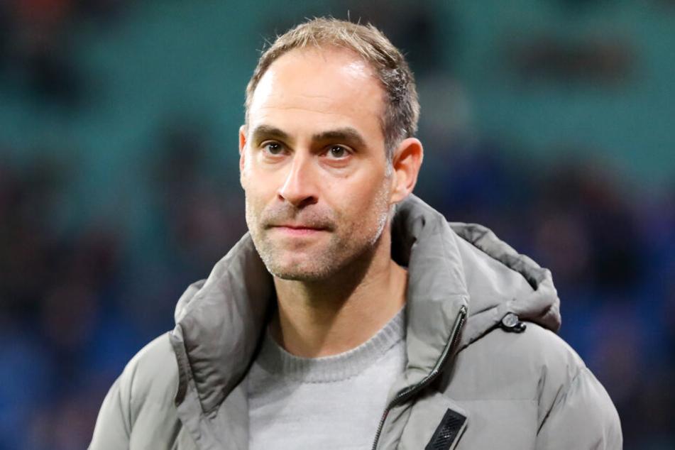 """""""Die Mannschaft hat Qualität, aber noch nicht die Qualität, um am 25. Spieltag mit 15 Punkten Vorsprung in den Tatort am Sonntagabend zu gehen"""", sagte RB-Vorstandschef Oliver Mintzlaff nach der Partie gegen Leverkusen."""