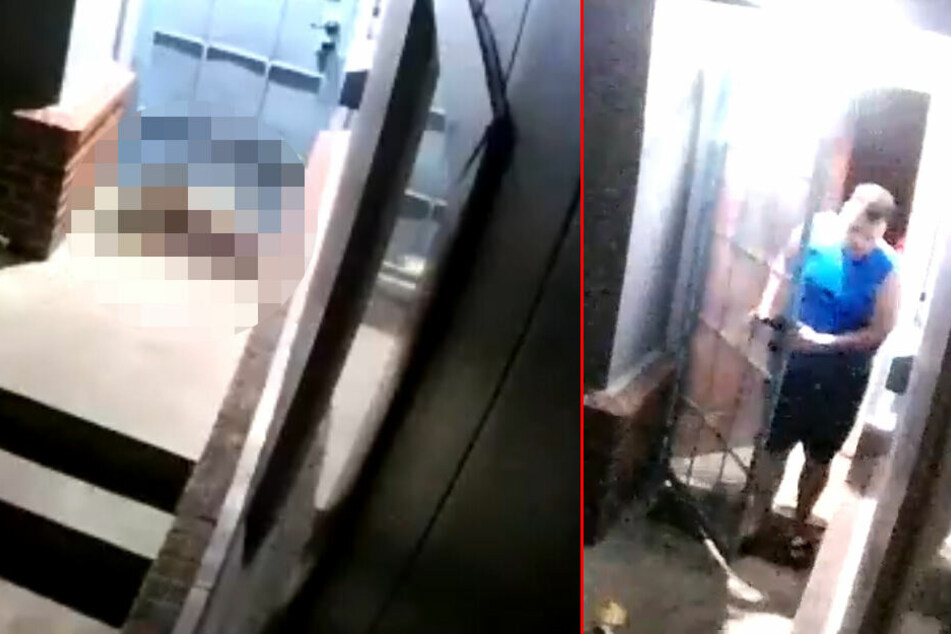 Hund weckt Anwohner mit lautem Bellen: Das findet sein Herrchen vor der Tür