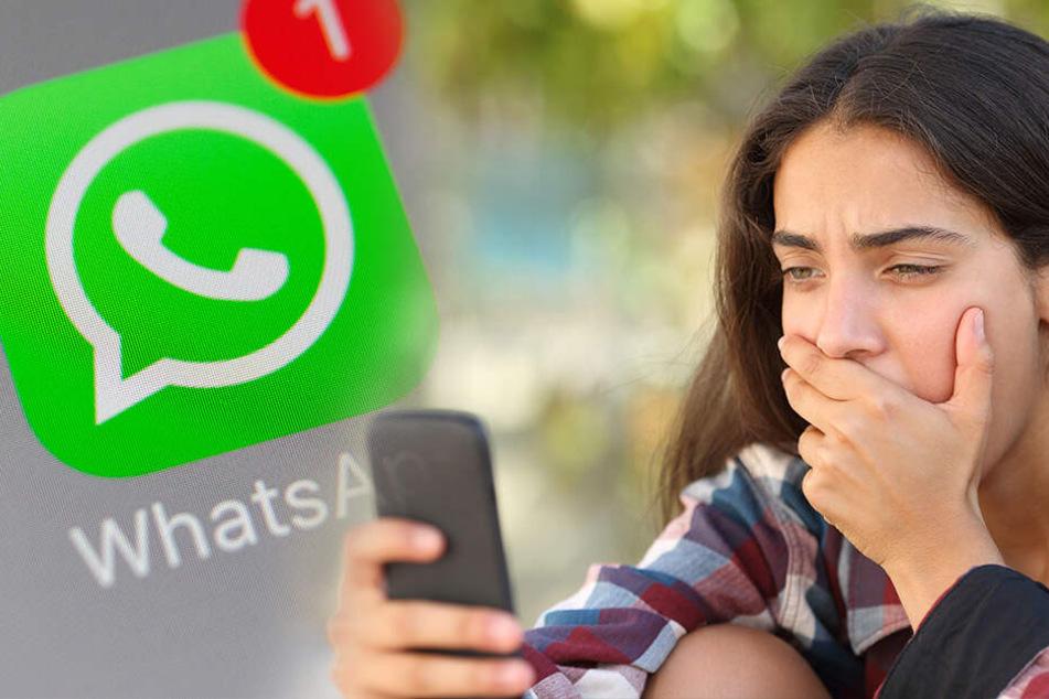 Schock für Millionen WhatsApp-User: Hier droht der App das Aus!