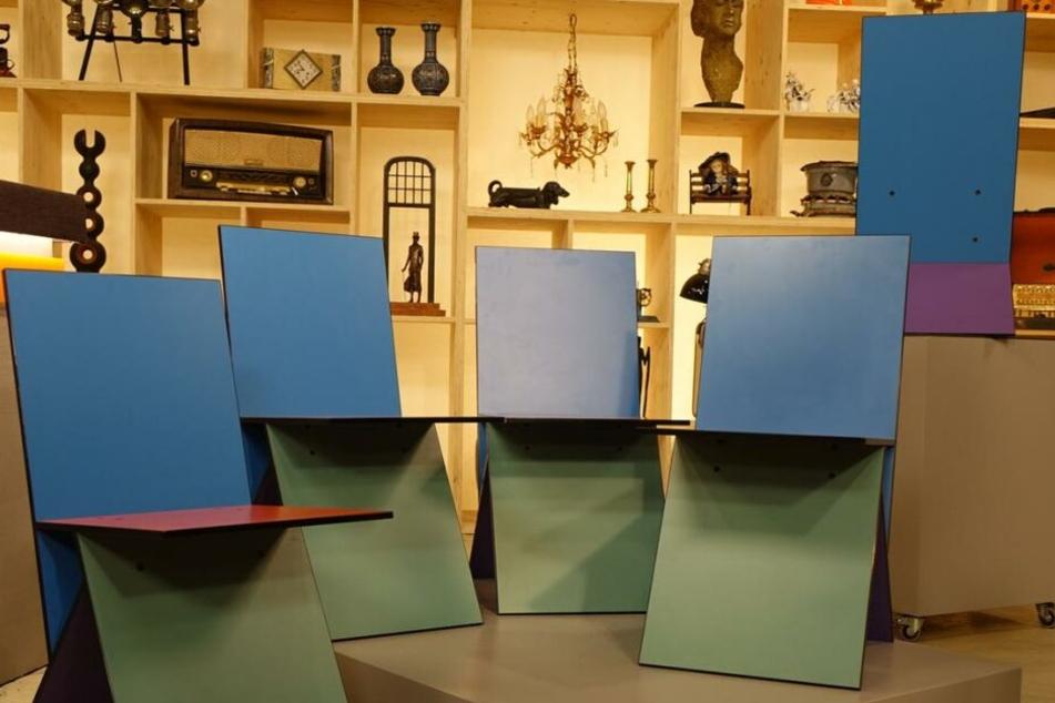 Die Ikea-Stühle aus dem Jahr 1995 bei Bares für Rares.
