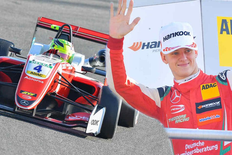 Schumi-Sohn gibt Gas! Mick Schumacher kündigt Formel-2-Aufstieg an