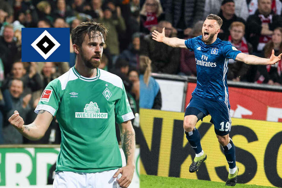 HSV holt Hamburger Jung Harnik und lässt Wintzheimer ziehen