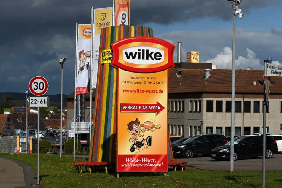 Widerlicher Wurst-Eklat: Wilke droht nächster Ekel-Skandal