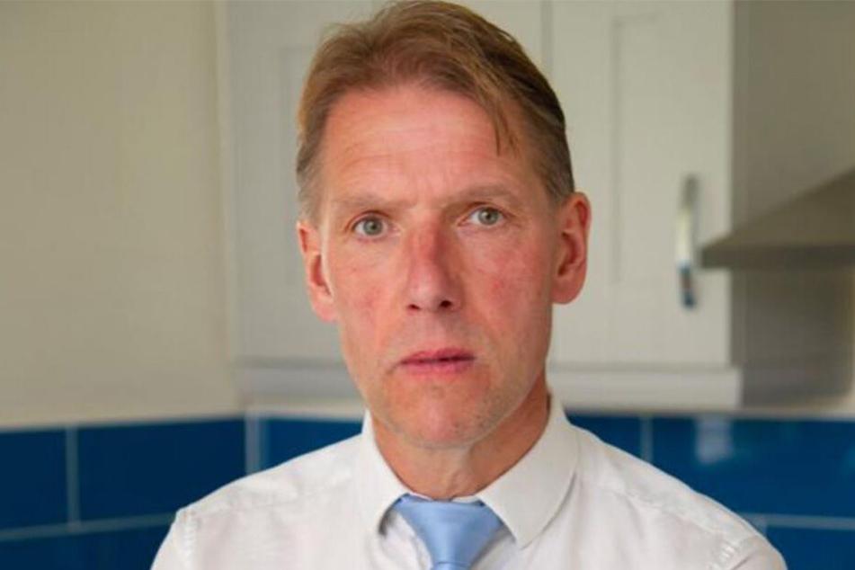 Doktor Keith Wolverson (52) fühlt sich extrem ungerecht behandelt.