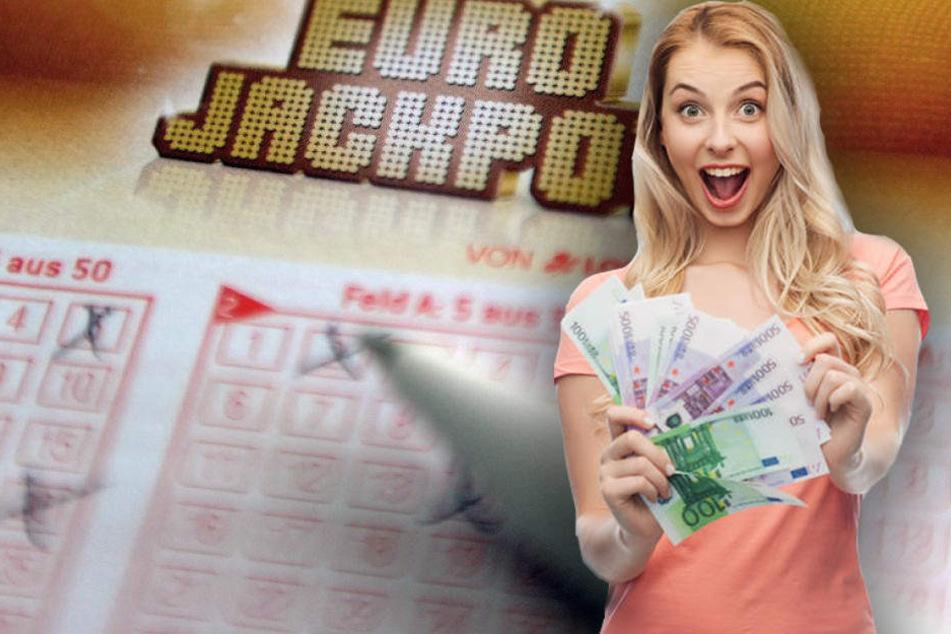 Ein Lottospieler in Berlin hat den Eurojackpot geknackt und kann sich freuen. (Symbolbild)