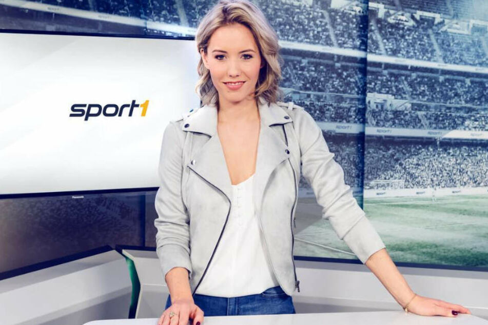 Verstärkt künftig das Moderatoren-Team bei Sport1: Laura Papendick.