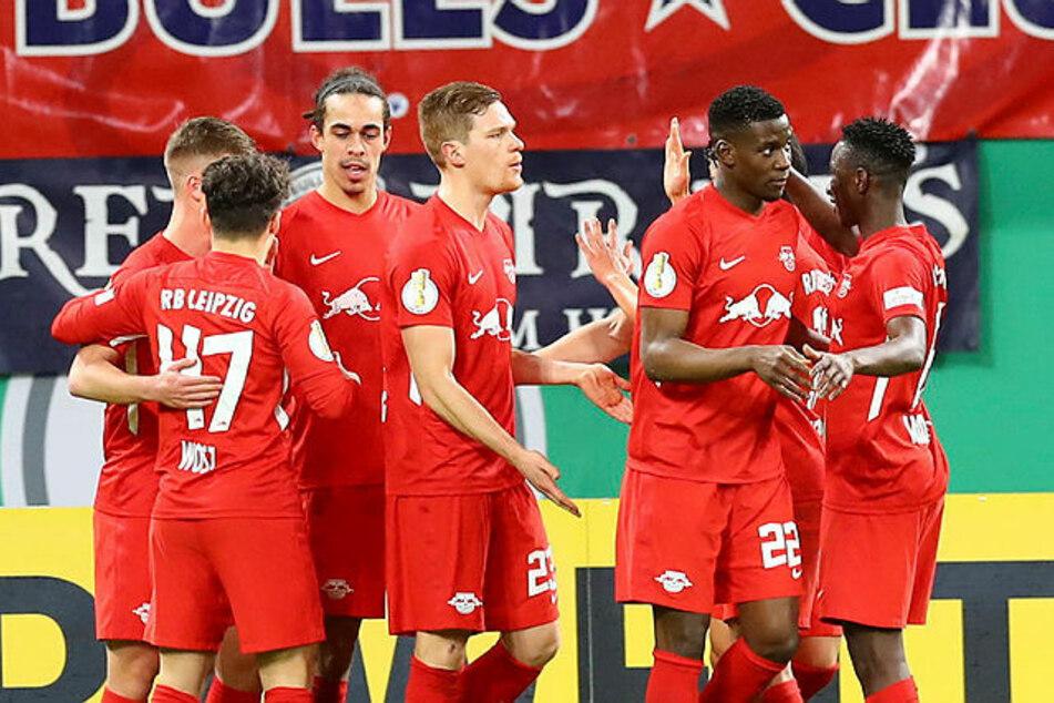 Mit einem 4:0 gegen den VfL Bochum haben die Sachsen den dritten deutlichen Sieg in der aktuellen DFB-Pokal-Saison eingefahren - zum dritten Mal zu null.