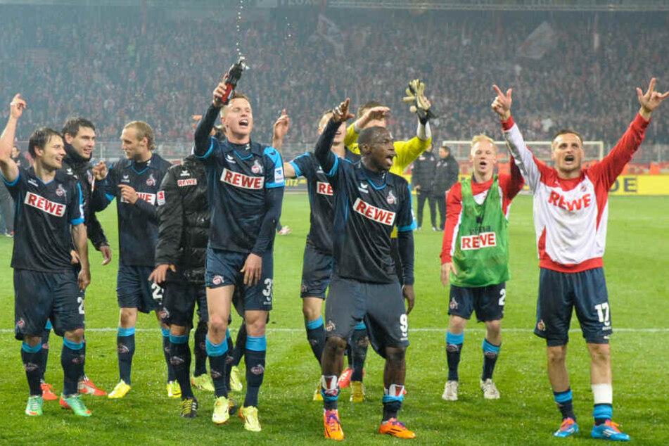 Der 1. FC Köln gewann das bis dato letzte Duell bei Union Berlin am 11.04.14 mit 2:1.
