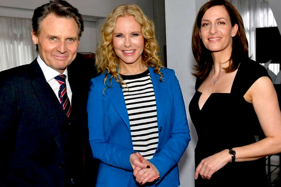 RTL-Moderatorin Katja Burkhard (52) besucht für zwei Folgen den GZSZ-Kiez.