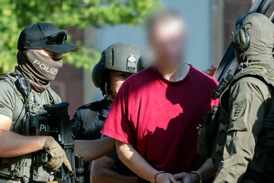 Mordfall Lübcke: So oft taucht Name von Stephan E. in NSU-Geheimpapier auf