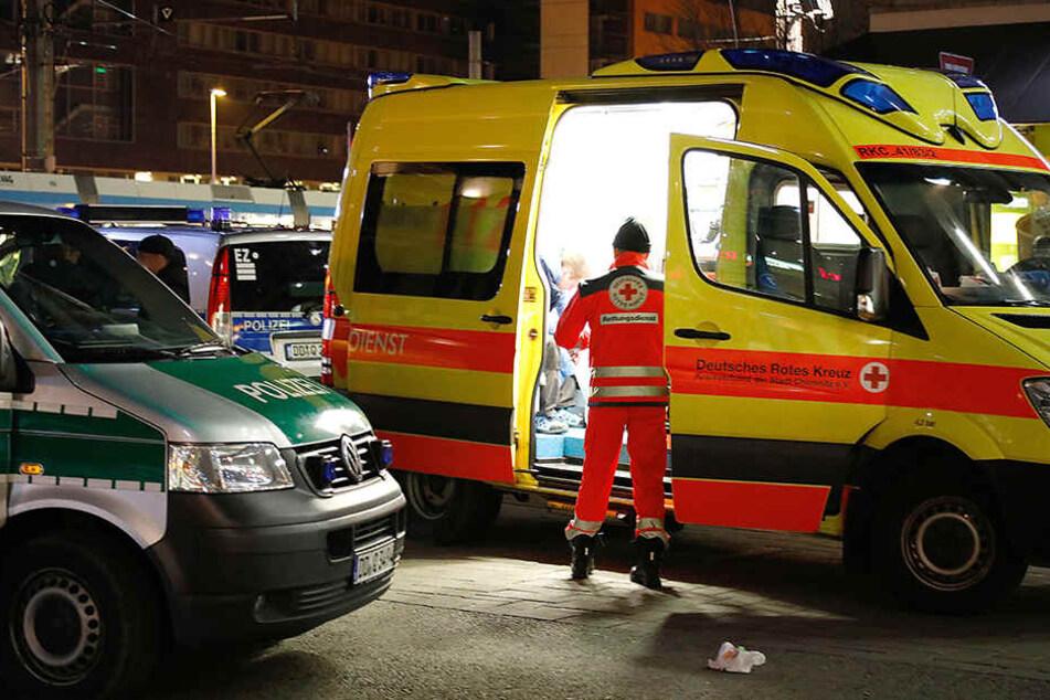 Geschlagen und getreten: Zwei Schwerverletzte bei Attacke an Zenti