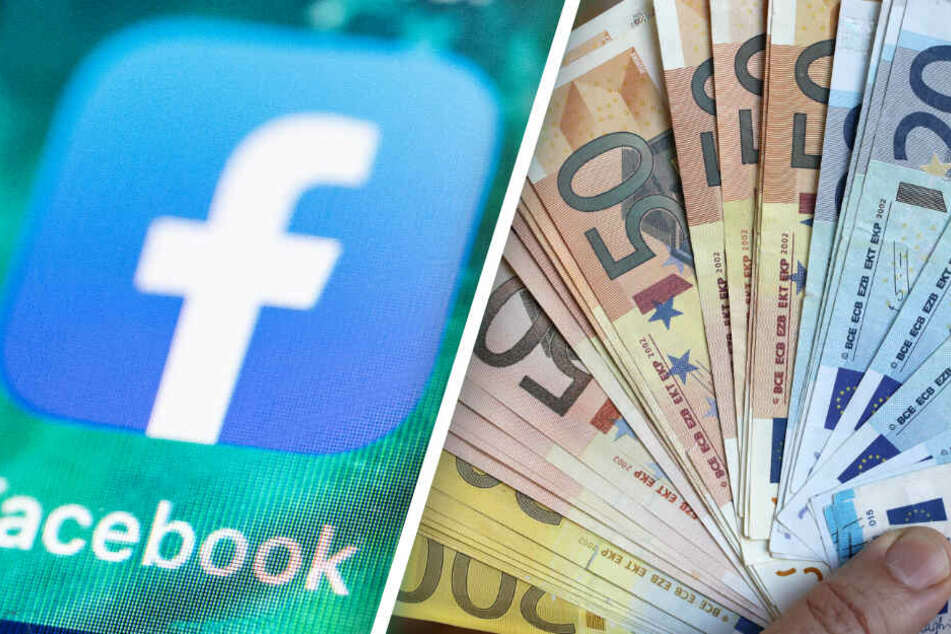 Falschgeld auf Facebook? 23-Jähriger sitzt in Untersuchungshaft