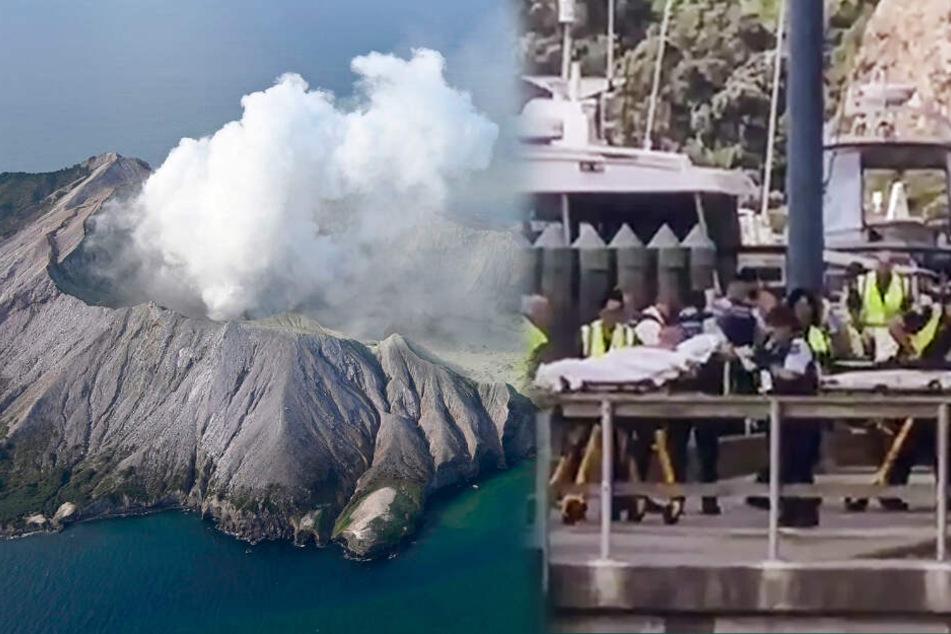 Tote, Verletzte und Vermisste nach Vulkanausbruch in Touri-Paradies