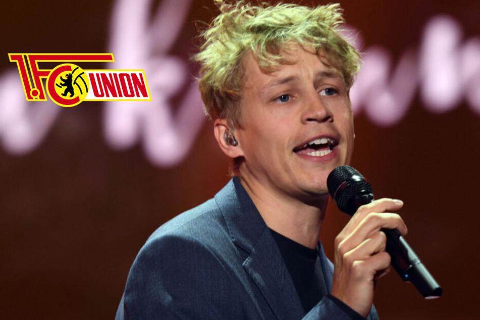 Eiserner Fan: Popstar Tim Bendzko lobt Union Berlin über den grünen Klee