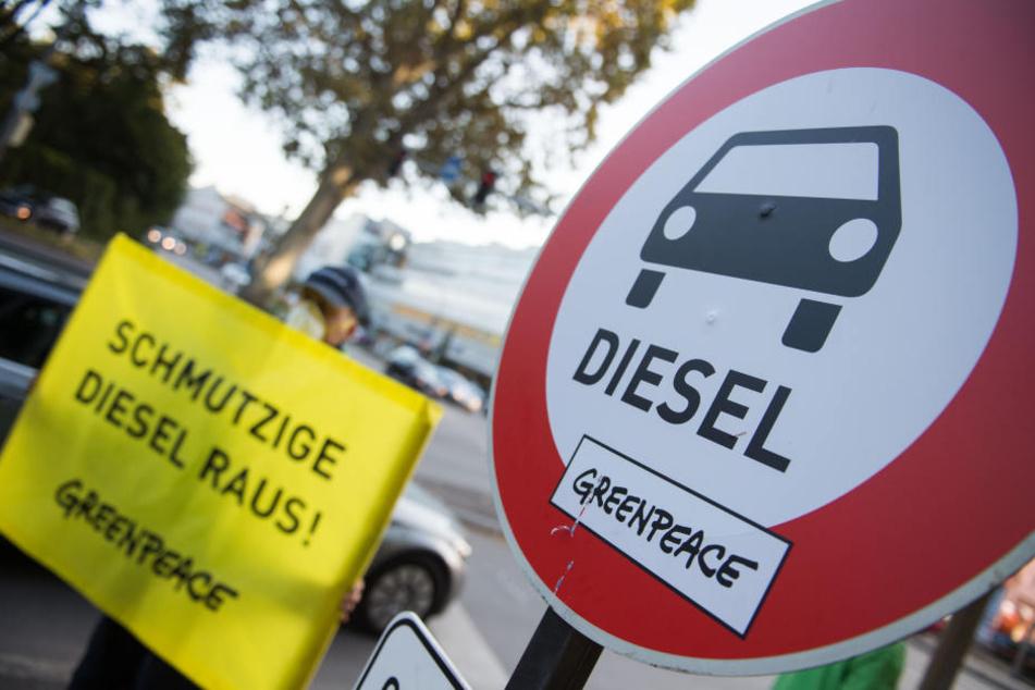 Kommt das Diesel-Fahrverbot bald nach Hessen?