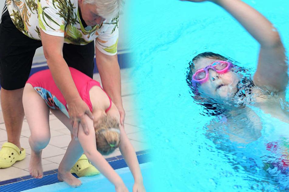 Warum können so viele sächsische Kinder nicht schwimmen?