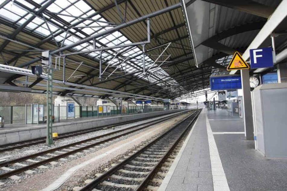 Mutti brauste nach Leipzig, die beiden Kinder standen immer noch auf dem Bahnsteig in Erfurt.