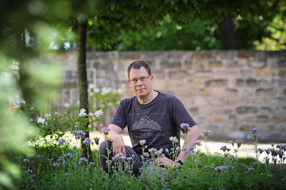 Andreas Jahnel ist beim Landesbauernverband Experte für Ackerbau.