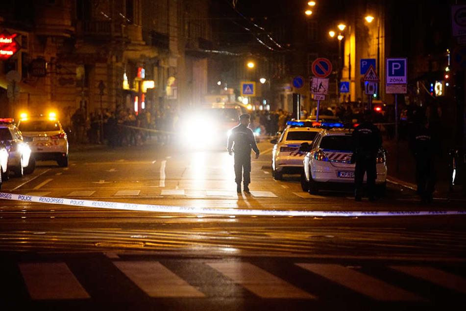 Ob die Straftat einen terroristischen oder einen kriminellen Hintergrund hatte, blieb bisher ungeklärt.