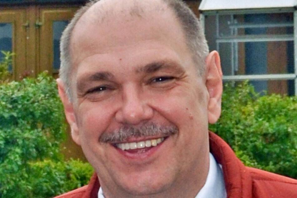 Richard Groß: Präsident des Verbandes Deutscher Brieftaubenzüchter.