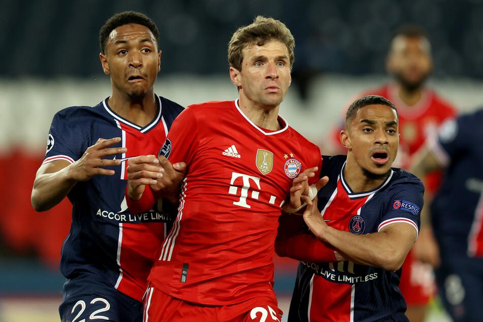 Der Traum von der Titelverteidigung ist ausgeträumt. Der FC Bayern München ist im Viertelfinale der Champions League ausgeschieden.