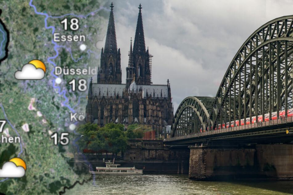 """""""Lokale Überschwemmungen möglich"""": Viel Regen in NRW angekündigt"""