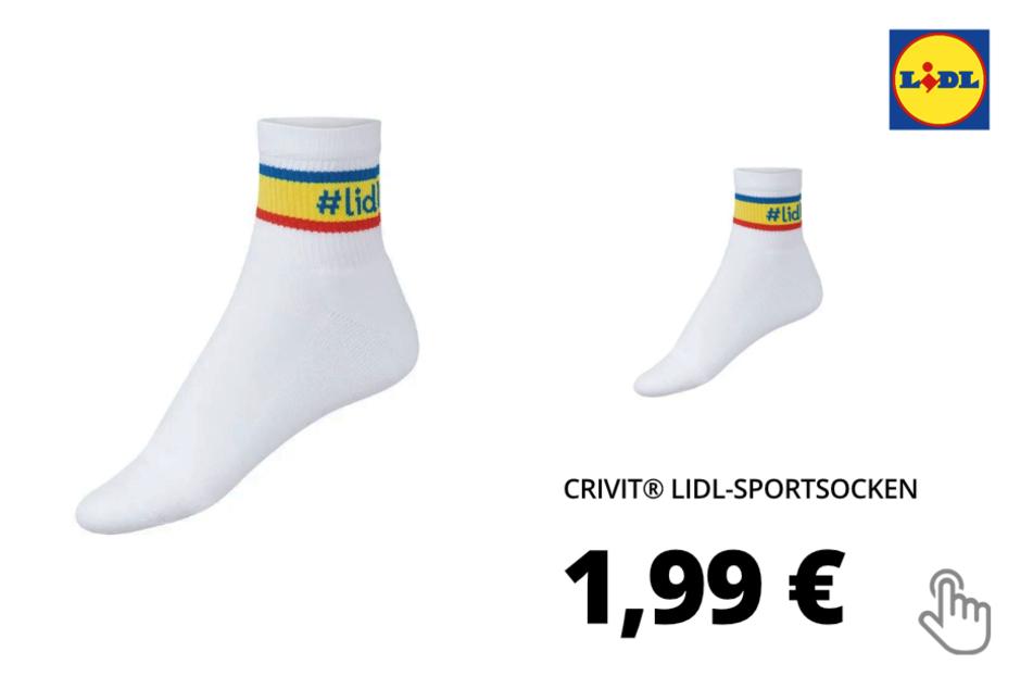 Lidl-Sportsocken