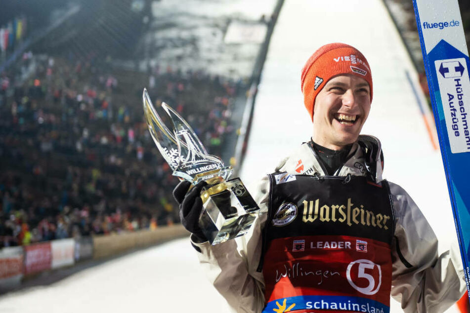 Nach Kreuzbandriss: Skispringer Stephan Leyhe fällt komplette Saison aus