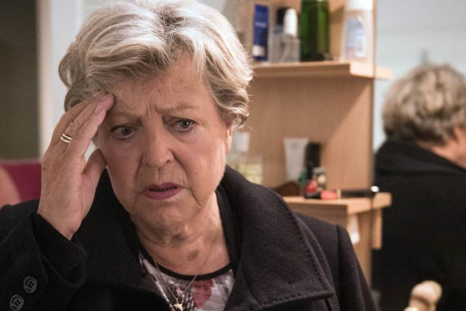 """Einmal Mutter, immer Mutter: die Mutter der Nation """"Beimer"""" alias Marie-Luise Marjan (79)."""