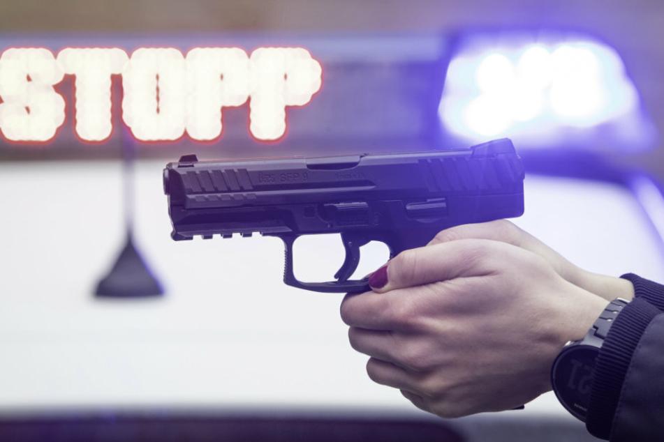 Polizisten schossen im vergangenen Jahr 19 Mal versehentlich mit ihren Pistolen. (Symbolbild)