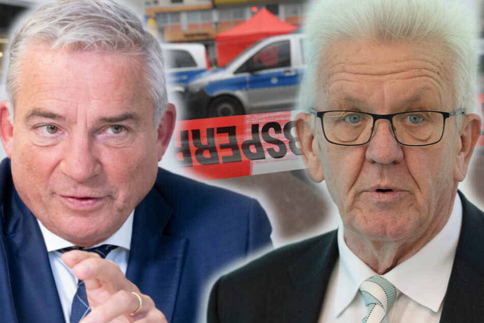 Blutiger Terror in Hanau: So reagiert die Politik in Baden-Württemberg