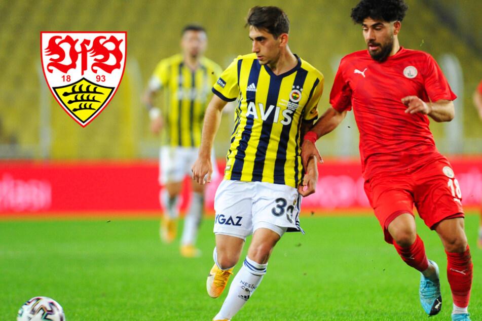 VfB Stuttgart verpflichtet türkisches U21-Mittelfeld-Talent von Fenerbahce