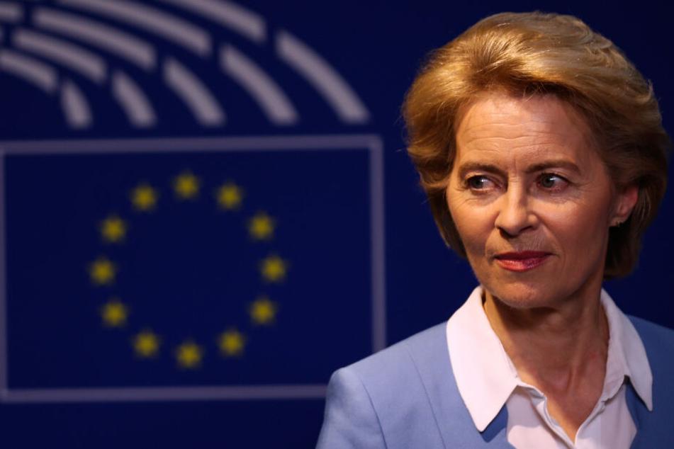 EU-Kommissions-Wahl wird zur politischen Schicksalsfrage für Von der Leyen