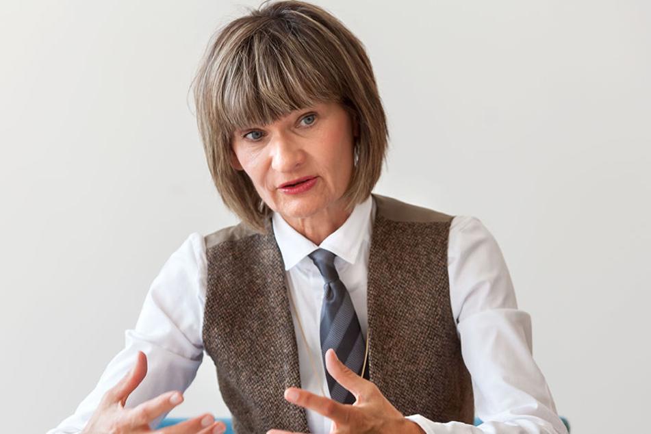 Ob Barbara Ludwig (55, SPD) will mit den Chemnitzer Bundestagsabgeordneten mehr Druck für den Fernbahnanschluss machen.