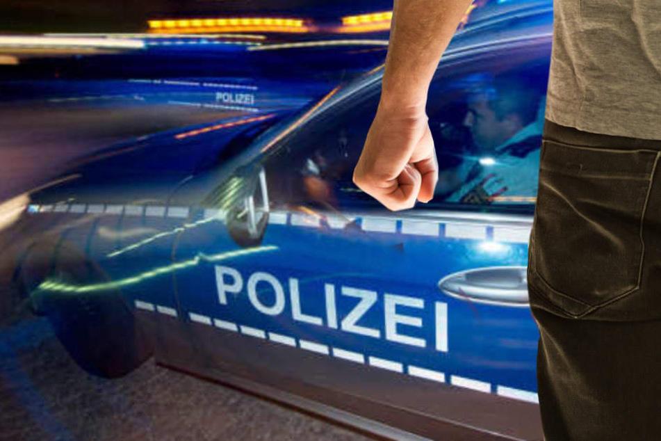 Massenschlägerei in Neubrandenburg! Mann wird im Gesicht verletzt