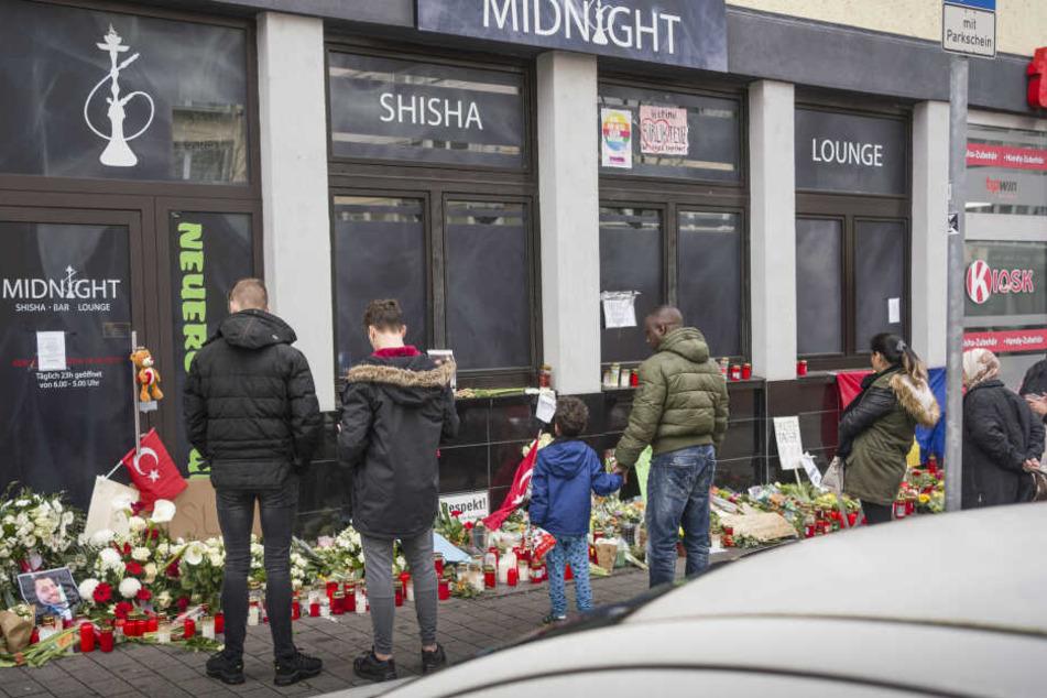 Blutnacht mit elf Toten in Hanau: So trauern die Hinterbliebenen nach dem Attentat