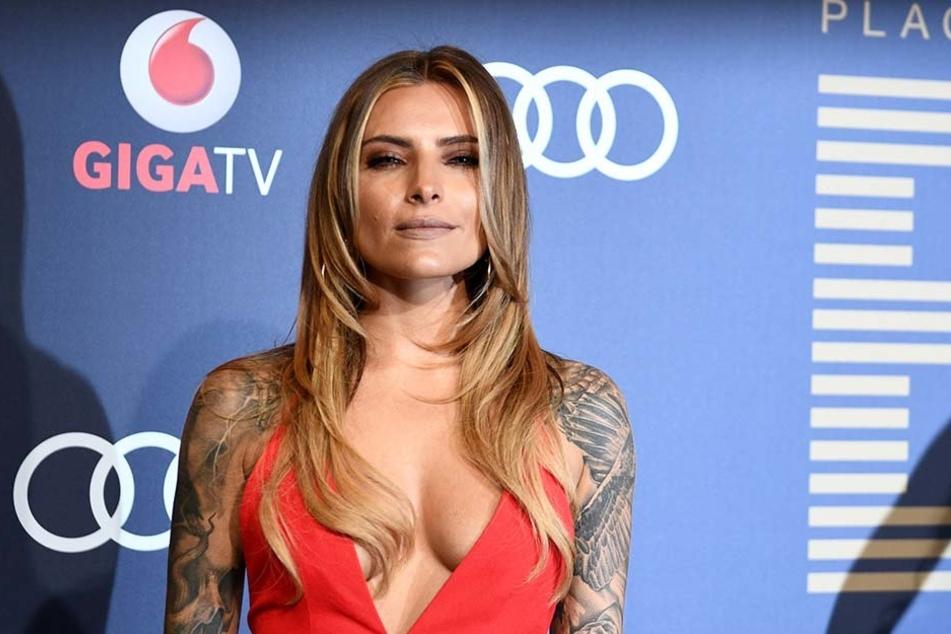Sophia Thomalla hätte die Tattoo Expo in Leipzig nach eigenen Angaben sogar besucht, wenn sie denn eingeladen worden wäre.