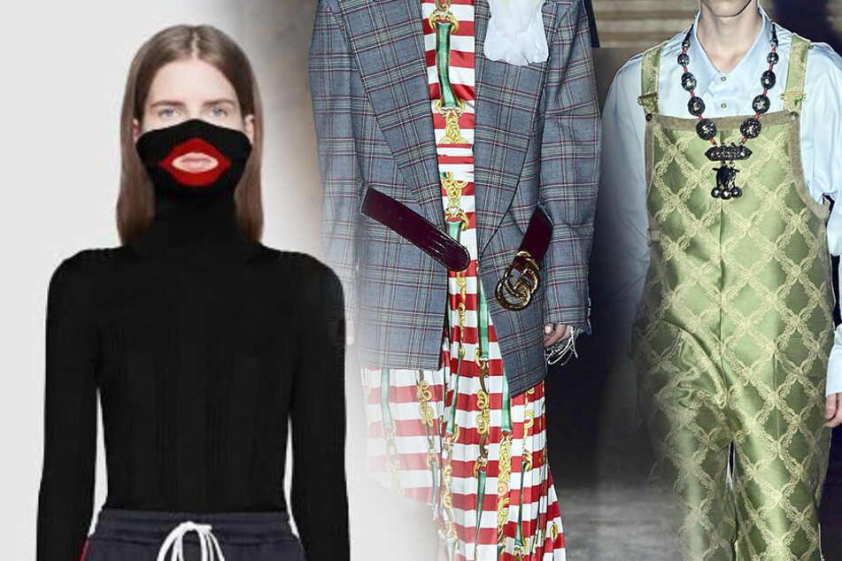 """Viele sehen bei dem Kleidungsstück eine rassistische Anspielung - das """"Blackfacing""""."""