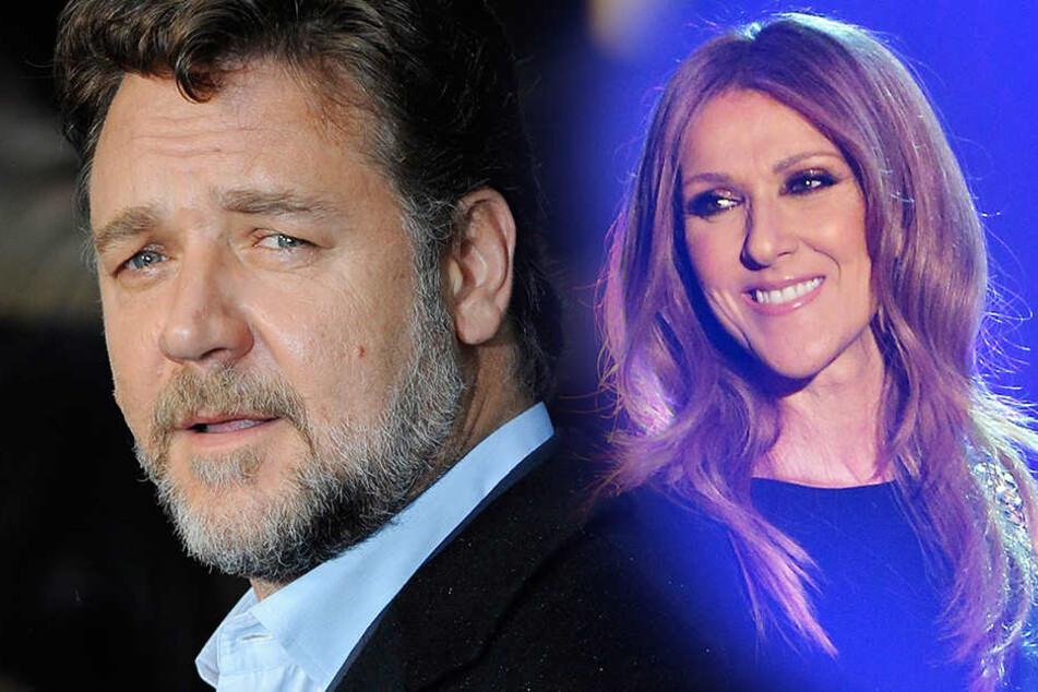 Céline Dion (50) war 35 Jahre lang mit ihrem Ehemann zusammen. Nun konnte sie ihr Herz offenbar an Russell Crowe (54) vergeben.