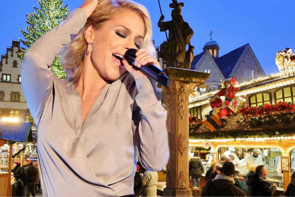 Michelle wird bei der Eröffnung des Weihnachtsmarktes in Frankfurt auftreten.