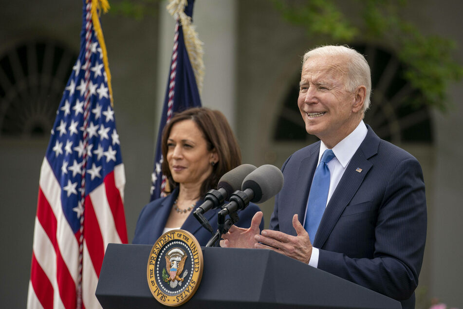 """""""A great day for America"""": Biden responds after CDC drops restrictions for vaccinated Americans"""