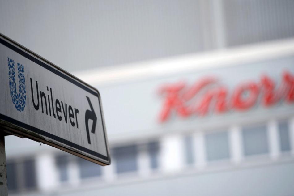 """Heilbronn ist der """"Knorr""""-Gründungsstandort."""