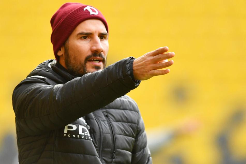 Cristian Fiel sagte es nach der Partie selbst: Die Partie ohne zehn Profis brachte ihm keine neuen Erkenntnisse.