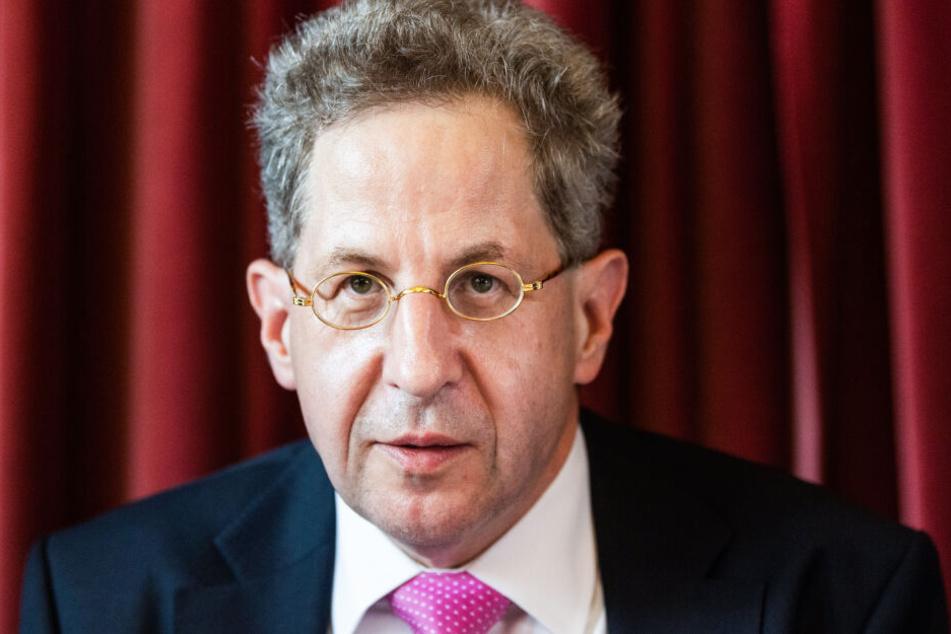 Hans-Georg Maaßen war Chef des Verfassungsschutzes. Jetzt hat er einen neuen Job.