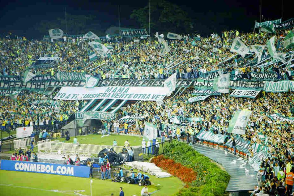 Aufgrund der tragischen Ereignisse entwickelte sich zwischen den Chapecoense-Fans und den Anhängern von Atlético Nacional eine enge Freundschaft.