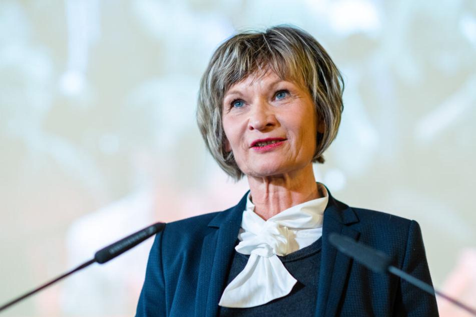 Oberbürgermeisterin Barbara Ludwig (57, SPD) tritt nicht noch einmal zur Wahl an.