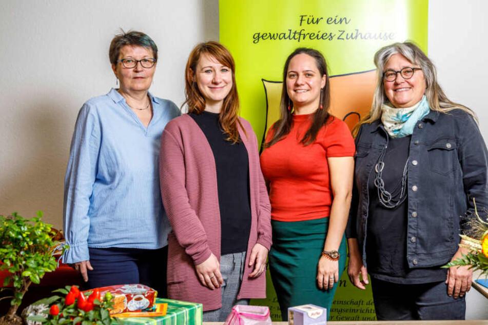 Sachsen fördert Zentrale der Frauenhäuser
