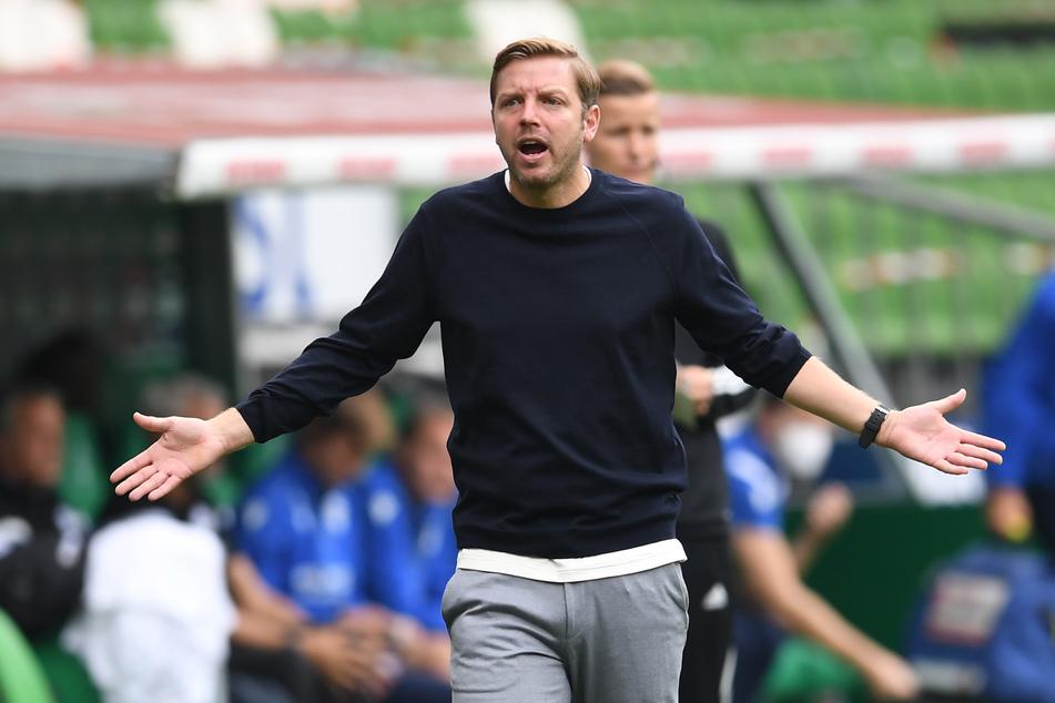 Die ganze Mannschaft inklusive des Trainerteams um Florian Kohfeldt (38) ist bis zum nächsten Coronatest in Quarantäne.